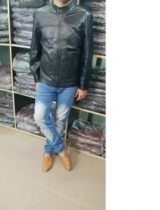 LEATHER JACKET (genuine leather)