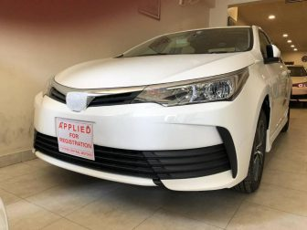 Toyota Corolla Altis Automatic 1.6 Brand New 2019