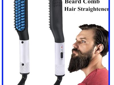 Men Quick Beard Straightener Styler Hair Curling Hair Styler for Men