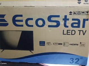 Eco star LED TV 32 Inch