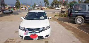 Honda City Automatic 1.5 2018 Register in Islamabad