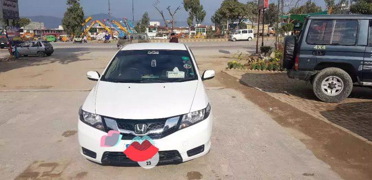 Honda City Automatic 1.5 2018 Register in Islamabad