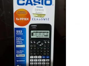 Original Casio Scientific Calculator
