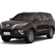 Buy Toyota Fortuner on 20% downpayment
