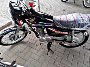 Honda 125 cc 2019 A