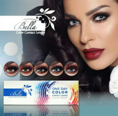 Bella Colour Contact Lense