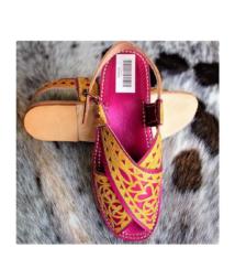 Beautiful Ladies Footwear(Peshawari chappal)