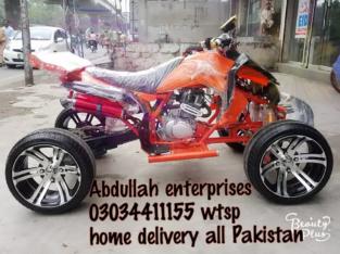 250 CC Sport ATV & Quad