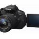 Canon camera Eos 700d kiss x7i DSLR