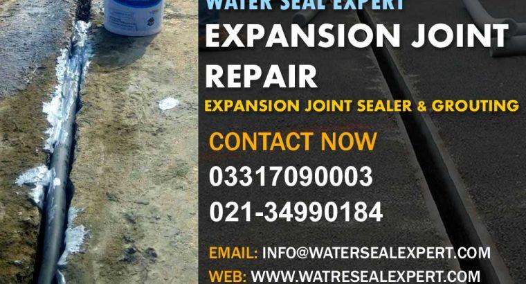 Expansion Joint Repair Karachi Pakistan