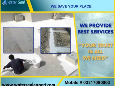 Roof Heat Proofing Services in Karachi Pakistan