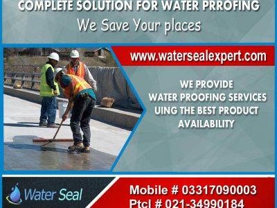 Waterproofing Services in Karachi Pakistan