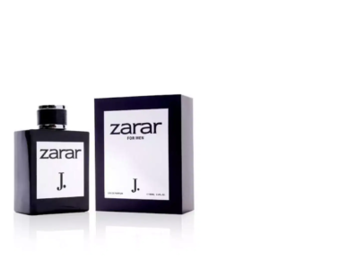 Zarar perfume by J. For men