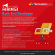 Back-End Web Developer Required in Lahore