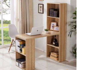 Study Table With Racks For Kids