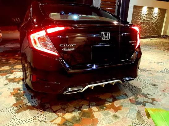 Honda Civic Oriel