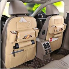 2 Car Back Seat Storage Bag