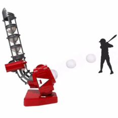 Ball Pitching Machine