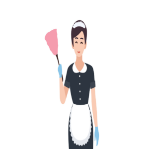Female Maid Required