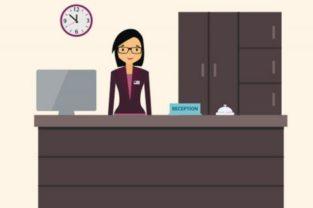 Receptionist + OfficeCoordinator