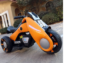 Kids Mini Electric Smoke Bike