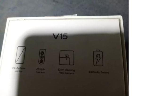 Vivo 15 Moblie 6GB 64ROM