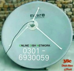 AZHAR DISH ANTENNA CENTER