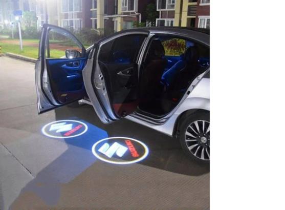 Car Door Logo Projection Light