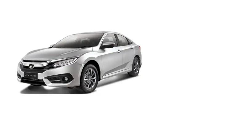 Honda Civic 2020 ( 10th Generation ) ON EASY INSTALLMENT IN KARACHI